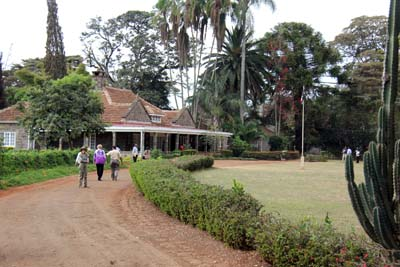 Picture of Karen Blixens House - Nairobi, Kenya